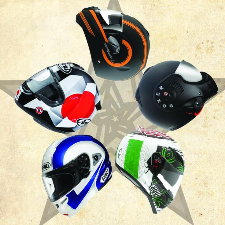 £300 helmets