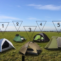 Tents for your travels