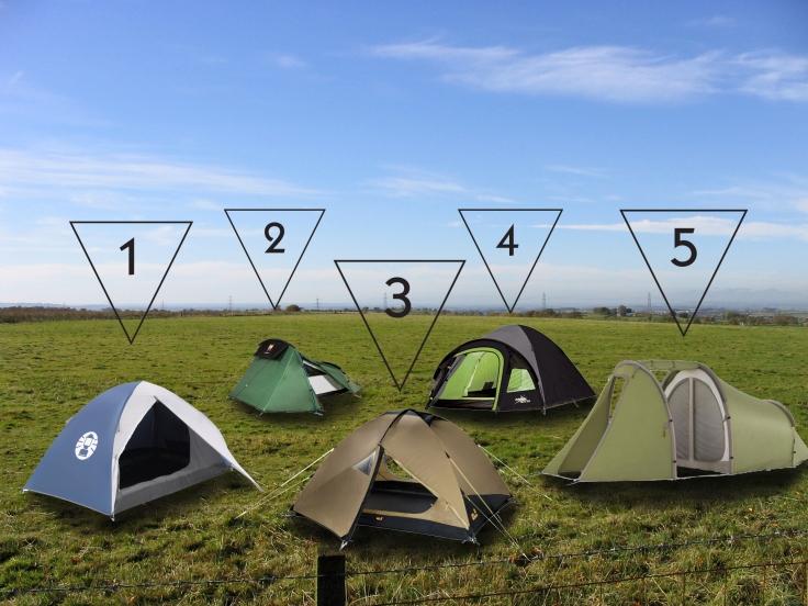 2man tents