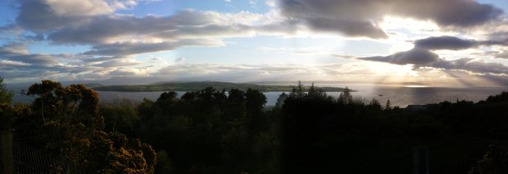 The isle of Cumbrae