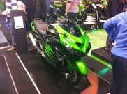 Kawasaki ZZR1400 Performance Sport
