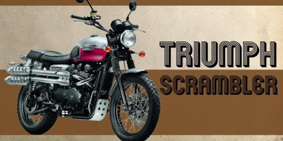 Triumph 80's