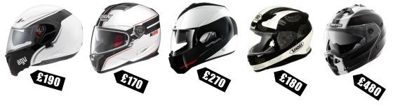 B&W Helmets 2