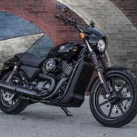 Harley Davidson Street 750 (Captain America)