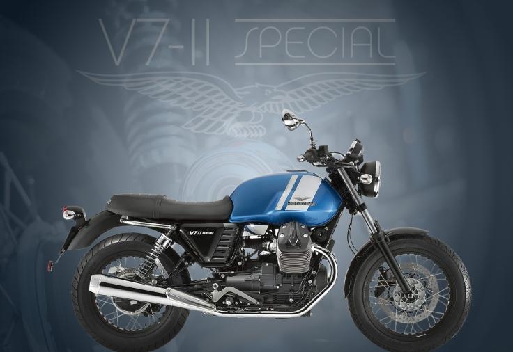 V7 II Special