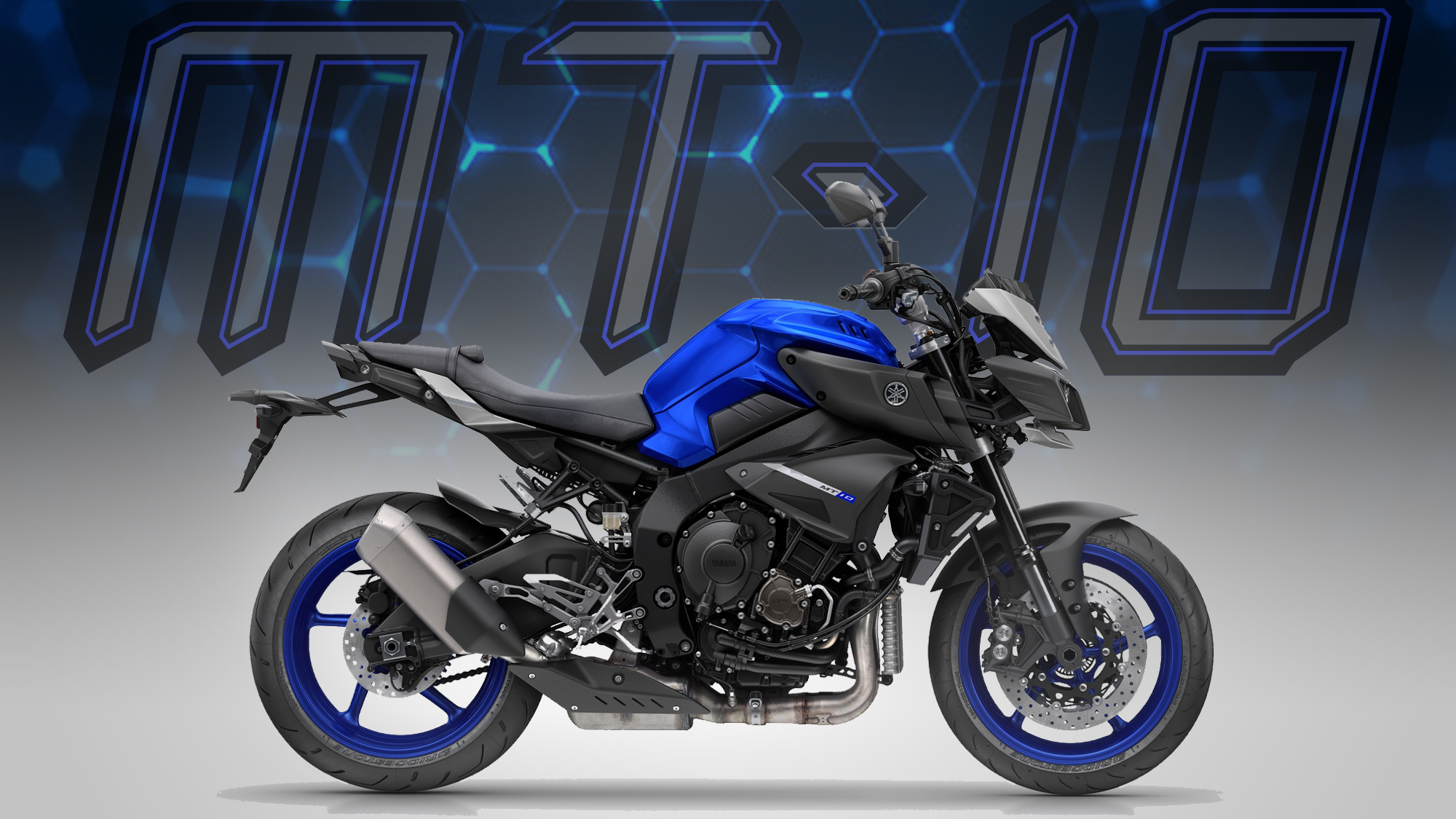 Mt 10 a wee run for Yamaha mt10 price